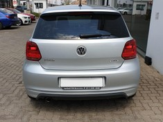 2017 Volkswagen Polo GP 1.0 TSI R-LINE DSG Gauteng Johannesburg_4