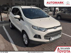 2013 Ford EcoSport 1.5TD Trend Mpumalanga