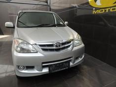 2008 Toyota Avanza 1.5 Tx  Gauteng Vereeniging_1