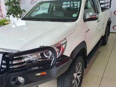 2018 Toyota Hilux 2.8 GD-6 RB Raider 4x4 Extra Cab Bakkie Auto Limpopo Louis Trichardt_0