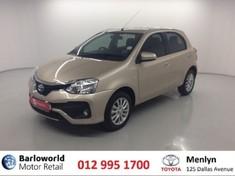 2020 Toyota Etios 1.5 Xs 5dr  Gauteng