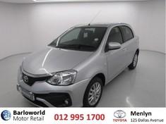 2020 Toyota Etios 1.5 Xs 5dr  Gauteng Pretoria_0