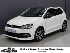2017 Volkswagen Polo GP 1.0 TSI R-LINE DSG Gauteng Vereeniging_0