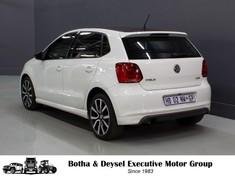 2017 Volkswagen Polo GP 1.0 TSI R-LINE DSG Gauteng Vereeniging_2