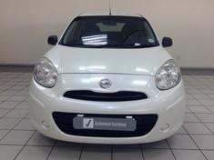 2014 Nissan Micra 1.2 Visia Insync 5dr d86v  Limpopo Tzaneen_1