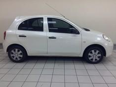2014 Nissan Micra 1.2 Visia Insync 5dr d86v  Limpopo Tzaneen_2