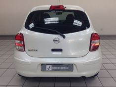 2014 Nissan Micra 1.2 Visia Insync 5dr d86v  Limpopo Tzaneen_3