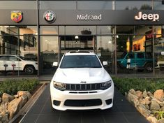 2020 Jeep Grand Cherokee 6.2 S/C Trackhawk Gauteng