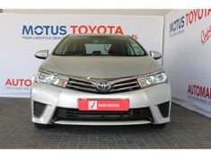2016 Toyota Corolla 1.6 Esteem Western Cape Brackenfell_2