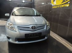 2011 Toyota Auris 1.6 Xi  Gauteng Vereeniging_1