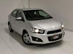 2012 Chevrolet Sonic 1.6 Ls  Gauteng