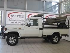 2004 Toyota Land Cruiser 4.5 Petrol Pu Sc  Mpumalanga White River_3