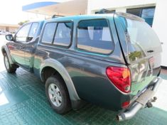 2009 Mitsubishi Triton 2.5 Di-d Club Cab Pu Sc  Western Cape Cape Town_3