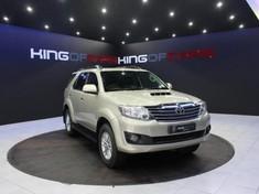 2014 Toyota Fortuner 2.5d-4d Rb A/t  Gauteng