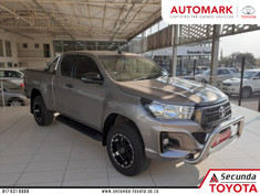 2018 Toyota Hilux 2.4 GD-6 RB SRX P/U E/CAB Mpumalanga