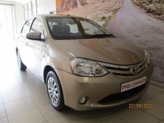 2016 Toyota Etios 1.5 Xs 5dr  Gauteng