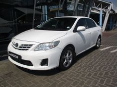 2012 Toyota Corolla 1.6 Advanced  Gauteng Johannesburg_2