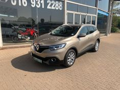 2016 Renault Kadjar 1.2T Dynamique Gauteng
