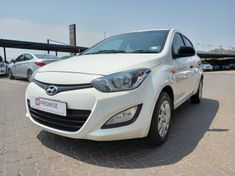 2013 Hyundai i20 1.2 Motion  Gauteng Roodepoort_1