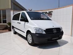 2013 Mercedes-Benz Vito 116 Cdi Crewbus  Gauteng De Deur_1