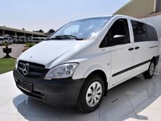 2013 Mercedes-Benz Vito 116 Cdi Crewbus  Gauteng De Deur_2