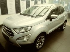 2018 Ford EcoSport 1.0 Ecoboost Titanium Kwazulu Natal