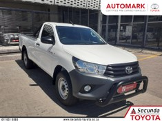 2020 Toyota Hilux 2.4 GD-6 SR Single Cab Bakkie Mpumalanga Secunda_0
