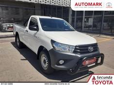 2020 Toyota Hilux 2.4 GD-6 SR Single Cab Bakkie Mpumalanga