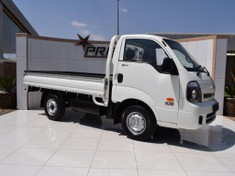 2014 Kia K 2500 2.5TD workhorse drop side Gauteng