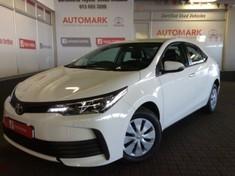 2020 Toyota Corolla Quest 1.8 CVT Mpumalanga Witbank_0