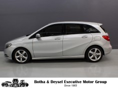 2012 Mercedes-Benz B-Class B 180 Cdi Be At  Gauteng Vereeniging_1