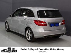 2012 Mercedes-Benz B-Class B 180 Cdi Be At  Gauteng Vereeniging_2