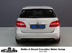 2012 Mercedes-Benz B-Class B 180 Cdi Be At  Gauteng Vereeniging_4