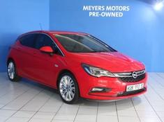 2016 Opel Astra 1.4T Sport 5-Door Eastern Cape