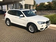 2017 BMW X3 xDRIVE20d Exclusive Auto Gauteng