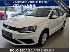 2021 Volkswagen Polo GP 1.4 Trendline Gauteng