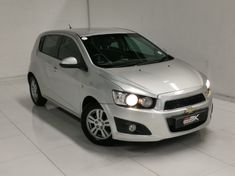 2012 Chevrolet Sonic 1.6 Ls 5dr  Gauteng