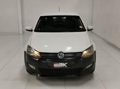 2012 Volkswagen Polo 1.6 Comfortline  Gauteng Johannesburg_1