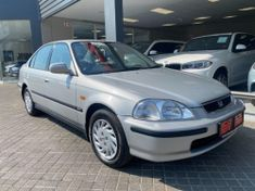 1997 Honda Ballade 150i Luxline  North West Province Rustenburg_3