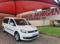 2012 Volkswagen Caddy Maxi 2.0tdi (81kw) Trnd Lne  Gauteng