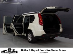 2009 Nissan X-Trail 2.5 Le 4x4 At r65  Gauteng Vereeniging_3