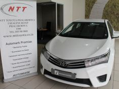 2015 Toyota Corolla 1.4D Prestige Limpopo Phalaborwa_1