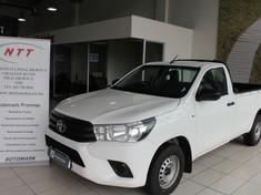 2018 Toyota Hilux 2.4 GD Single Cab Bakkie Limpopo