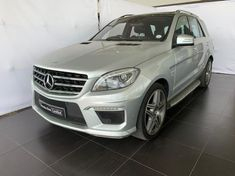 2015 Mercedes-Benz M-Class Ml 63 Amg  Western Cape