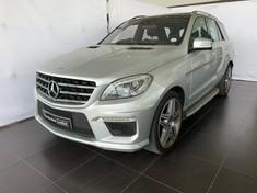 2015 Mercedes-Benz M-Class Ml 63 Amg  Western Cape
