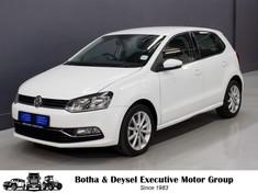 2017 Volkswagen Polo 1.2 TSI Highline DSG (81KW) Gauteng