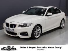 2015 BMW 2 Series 228i M Sport Auto Gauteng