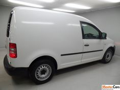 2020 Volkswagen Caddy 2.0TDi 81KW FC PV Western Cape Cape Town_4