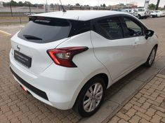 2020 Nissan Micra 900T Acenta Gauteng Roodepoort_4