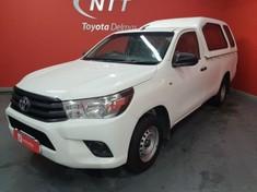 2017 Toyota Hilux 2.0 VVTi AC Single Cab Bakkie Mpumalanga Delmas_2